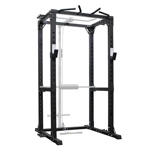 AmStaff Fitness 370  Commercial Power / Squat Rack