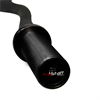 Additional images for 47in Black Zinc Olympic EZ Super Curl Bar