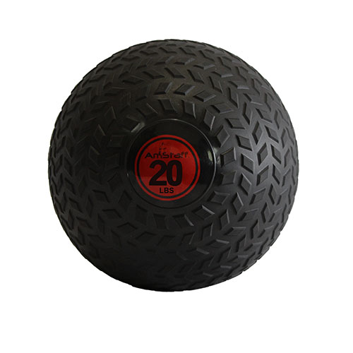 AmStaff Fitness Pro Grip Slam Ball 20lbs