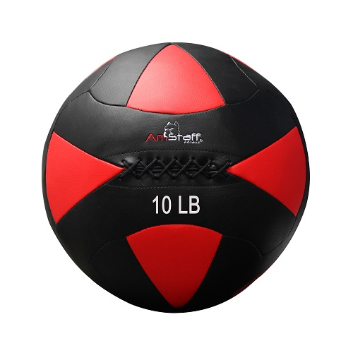 AmStaff Fitness 10lbs Commercial Wall Ball