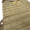 Additional images for AmStaff Fitness Tactical Weighted Vest - 30lbs