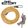 AmStaff 25ft Climbing Rope