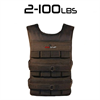 From 2lbs to 100lbs Commercial Adjustable Athletic Weighted Vest