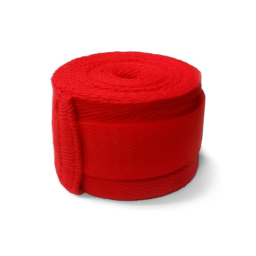 "108"" Hand Wraps - Red"