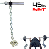 Weight Lifting Chains - 45lbs